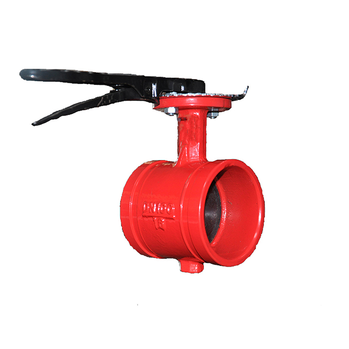 Grooved Butterfly Valves